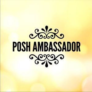 Other - Shop with confidence! I am a Posh Ambassador!!! ☺️